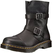 womens motorcycle boots uk dr martens womens kristy in black virginia leather fashion boot