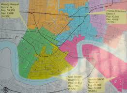 New Orleans Neighborhood Map by Garden District U2013 Uptown Messenger