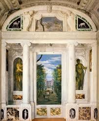 paolo veronese affreschi di villa barbaro veneto italy andrea paolo veronese affreschi di villa barbaro veneto italy andrea palladio 1554 e