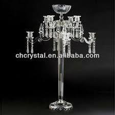 Crystal Wedding Centerpieces Wholesale by Crystal Table Chandeliers Candelabra For Weddings Wholesale Table