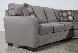 Gray Fabric Sectional Sofa Furniture Cute And Pretty Ashley Sectional Sofa For Your Living