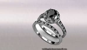 Wedding Rings Sets For Women by Black Diamond Wedding Rings Sets For Fearless Women Wedding And