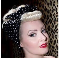 headband comprar aliexpress comprar 1950 s rockabilly pinup vintage blanco