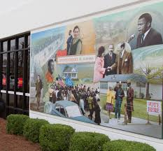 wells fargo civil rights mural unveiled in montgomery on thursday