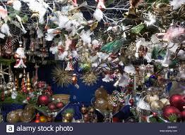 ornaments in traditional german market on the münsterplatz
