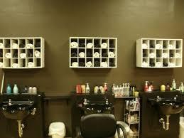 Spa Decorating Ideas For Business Creative Salon Storage Ideas Nails Magazine Storage Ideas And