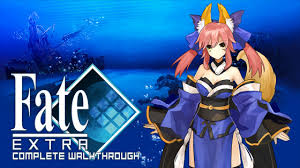 theme psp fate stay night fate extra complete walkthrough cirnopoly