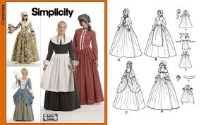 one pattern to rule them all a civil war era dress made from