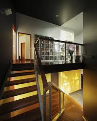 architecture lovely interior design in upper floor decorated with