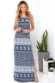 maxi dresses boho maxi dress navy blue maxi dress print maxi dress 54 00