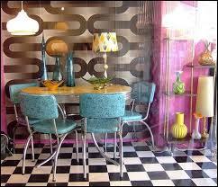 Best  Retro Decorating Ideas On Pinterest S Diner Kitchen - Fifties home decor