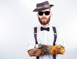 what hair styles suit braces bow ties and braces is your wedding outfit hipster or stylish
