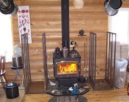 indoor log holder google search fireplace pinterest stove intended