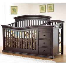 Sorelle 4 In 1 Convertible Crib Sorelle Cribs Sorelle Verona 4 In 1 Convertible Crib And Changer