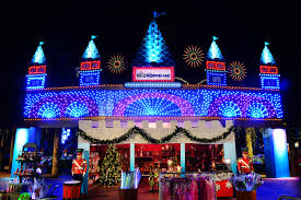 holiday festivities turn tampa into a winter wonderland beso del