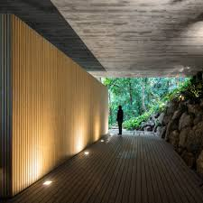 Design A Home by A Sculptural Residence In The Tropics Holiday In The Guarujá