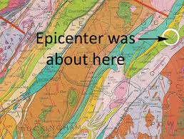 the mineral va earthquake of august 23 2011 updated mountain