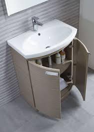 Curved Corner Vanity Unit Vanity Unit With Sink Simple Bathroom Vanity Unit With Sink About