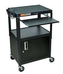 Lockable Desk C Avj42kbc 24