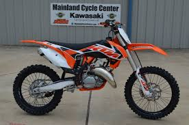 cheap used motocross bikes for sale 6 699 2015 ktm 125 sx 2 stroke motocross bike overview and review
