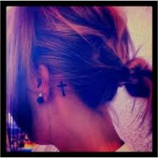 really want this cross my ear