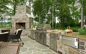 outside kitchen appliances full size of outdoor kitchen wonderful