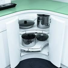 ecklösung küche den eckschrank der küche komfortabel gestalten 20 ideen