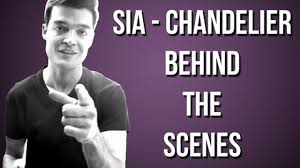 Sia Chandelier Cover Behind The Scenes With Nathan Morris On Vimeo