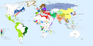 Image Of World Map File 1700 Ce World Map Png Wikimedia Commons