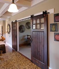 Temporary Door Solutions Interior More Barn Door Ideas These Doors Look Fabulous In This