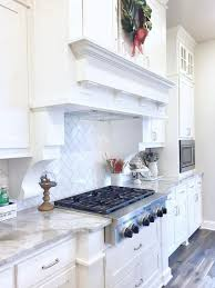 Kitchen Cabinets Painted White Best 20 Farmhouse Cooktops Ideas On Pinterest Farmhouse Kitchen