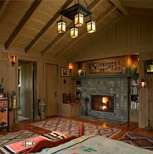 lighting to accent and define arts u0026 crafts homes and the revival
