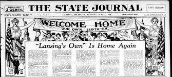Lansing State Journal Home Michigan State Capitol Home Facebook