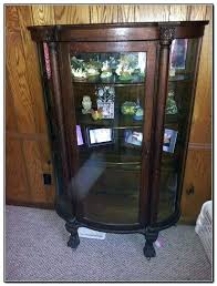 curved glass china cabinet replacement curved glass for curio cabinet replacement curved glass