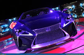 purple lexus ausmotive com aims 2012 gallery lexus lf lc blue