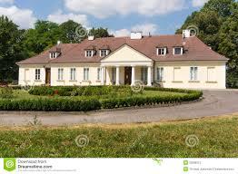 small manor house royalty free stock photo image 32689315
