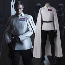 Rogue Halloween Costume Star Wars Cosplay Costume Orson Krennic Costume Cosplay Rogue