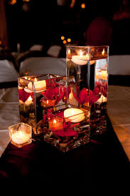 centerpieces for weddings top 40 most pinteresting christmas candle decoration ideas