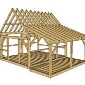 Timber Frame House Plans Timber Frame Plans Timber Frame Hq