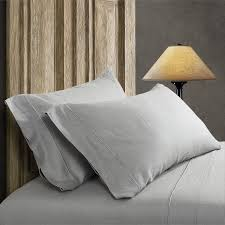 amazon com simple u0026opulence 100 pure linen sheet set washed king