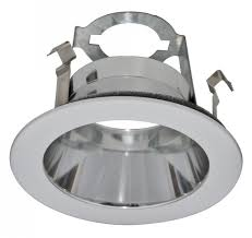 Light Fixture Reflector by Reflector Chrome For 4