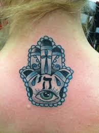 cool hand tattoos christian u0026 jewish combo hamsa hand tattoo artwork pinterest