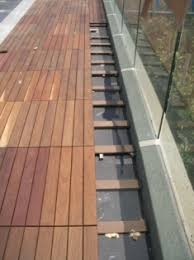 decking tiles deck tiles wood deck tiles hardwood home the