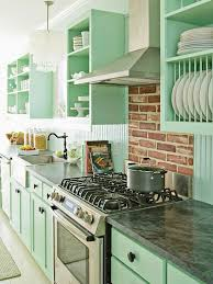 Green Kitchen Ideas 61 Best Turquoise Kitchens Images On Pinterest Home Kitchen And