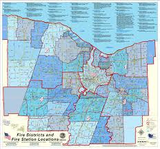 Rochester Ny Map Mumford Fd