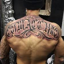 95 back last name tattoos last name back 50
