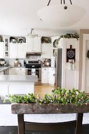 primitive kitchen decorating ideas christmas kitchen decor ideas countertop christmas decorations