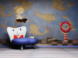 Bedrooms Wallpaper Designs Different Ways To Use Wallpaper In A Bedroom