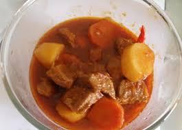 recette de cuisine africaine malienne soupe de viande de boeuf recettes africaines