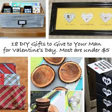 valentines day gifts for husband diy s gifts for husband 18 great gifts to make for